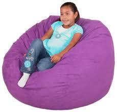 Fuzzy Bean Bag Chair Kid