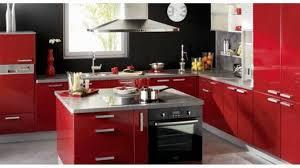 cuisine am駻icaine avec ilot central enchanteur modele cuisine avec ilot central table avec decoration