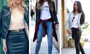 Fashion 10 Leather Jacket Outfit Ideas For Women