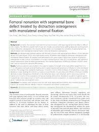 si e orthop ique the accordion maneuver a noninvasive pdf available