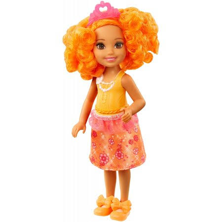 Barbie Dreamtopia Rainbow Cove Orange Sprite Doll
