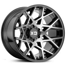100 Xd Truck Wheels XD Series XD831 Chopstix Rims