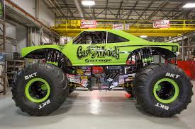 Gas Monkey Garage Monster Truck *COMMANDER CODY* | Race Cars | Gas ...