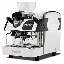 Semi Automatic Espresso With Grinder