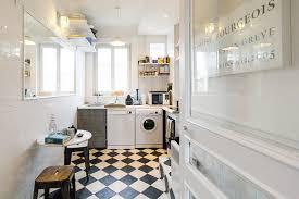 cuisine shabby appartement shabby chic et industriel contemporain cuisine