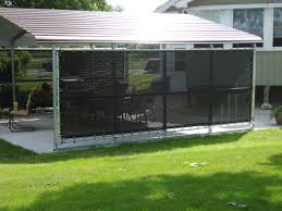 Add Shade To Your Backyard Patio With Strokemaster Windscreens ... Soccer Backyard Goals Net World Sports Australia Franklin Tournament Steel Portable Goal 12 X 6 Hayneedle Floating Backyard Couch Swing Kodama Zome Business Insider Procourt Mini Tennis Badminton Combi Greenbow Number 1 Rated Outdoor Systems For Voeyball Pvc 10 X 45 4 Steps With Pictures Golf Nets Driving Range Kids Trampoline Bounce Pro 7 My First Hexagon Jugs Smball Packages Bbsb Hit At Home Batting Cage Garden Design Types Pics Of Landscaping Ideas