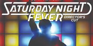 Halloween 6 Producers Cut Dvd by Saturday Night Fever Director U0027s Cut 40th Anniversary Special Blu