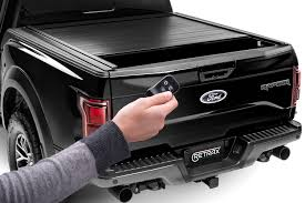 100 F 150 Truck Bed Cover 20152019 Ord Retrax Powertrax Pro MX Tonneau Retrax 90373