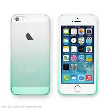 Mint gradation case for iPhone 6 6s 6 Plus 6s Plus 5 5s