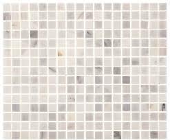 12x12 Aspen White Marble Square Tile Polished Finish