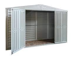 Diy 4x8 Storage Shed by Duramax Vinyl Sheds U0026 Garages