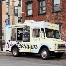Van Leeuwen Ice Cream - New York Food Trucks - Roaming Hunger Vegan Chocolate Sorbet Chroma Kitchen For The Color Curious Eater Van Leeuwen Platform Nycs Ice Cream Lands A Cbook Deal Eater Artisan Identity And Packaging On Behance Chocolate Michel Cluizel Pistachio Cone Yelp The Big Gay Truck Inquiring Minds In Nyc Places To Go Things Do Lauren Loves Eat Uber Introduces Ondemand Trucks For Day Other Stories Scenesquid Restaurants Los Angeles