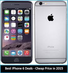 Best iPhone 6 Deals Cheap Price in