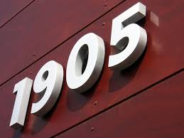 Order Cast Aluminum Letters And Numbers Now Impact Signs