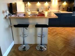 bar pour cuisine table bar de cuisine avec rangement meuble bar cuisine cuisine
