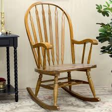 Simple Mission Style Rocking Chair — Wilson Home Design ...