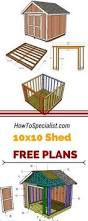 12x12 Shed Plans Pdf by Shed Plans 10x10 Gable Shed Pdf Download Shed Plans Sheds