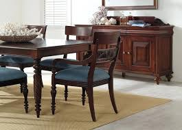 Ethan Allen British Classics Dining Room Set Buffet For Sale