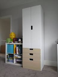 Ikea Brusali Chest Of Drawers by Ikea Brusali Double Bed With Under Bed Storage Drawers Fully