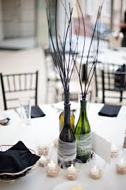 Great Wedding Centerpieces Without Flowers 34 Creative Non Floral Weddingomania