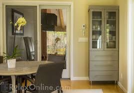 Modern Dining Room Hutch