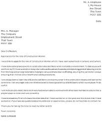 General Employment Cover Letter maggieoneills