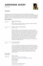 Store Associate Resume Original Sample Macy Pelosleclaire