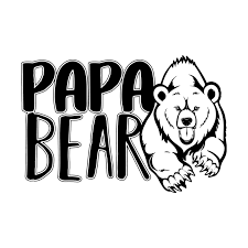 Chachancanh Papa Bear Shirt