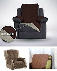 Reclining Camping Chairs Ebay by Surefit Non Slip Furniture Protecting Pet Cover Recliner 24w X 84d