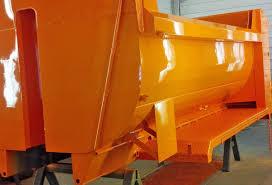 100 Orange Truck Shop Dutton Body Trailer Specialties