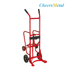 100 Packing A Moving Truck Hot Item Steel Oil Trolley Oil Drum Cart