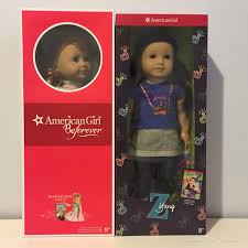 Review Of The New American Girl Box Canadian Doll Notebook