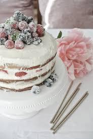 cake mit erdbeeren und vanille quark sahnecreme