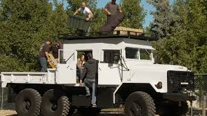 100 5 Ton Army Truck Surplus Military Vehicles Outfitted For Offroad Motorhome RV