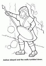 Adventure Bible Coloring Pages