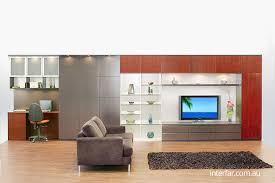 Wall Bed And Entertainment Unit fice Wall Cabinets High