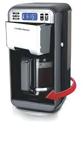 Hamilton Beach Stay Or Go Coffee Maker Review