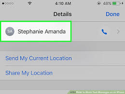 3 Ways to Block Text Messages on an iPhone wikiHow