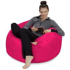 Amazon.com: Sofa Sack - Plush, Ultra Soft Bean Bag Chair - Memory ... Nimbus Bean Bag Chair Spandex Jaxx Bags Modern Soft Chairs For Adults Couch Sofa Cover Indoor Game Homespot Loungie Beige Magic Pouf Bag Linen Fabric 3in1 Home Garden Inflatables Find Big Joe Products Shop 5foot Memory Foam On Sale Free Shipping Oversized Supersac Lovesac Color Brown Style Chairottoman Kids Fniture Dcor Full Of Beans Deluxe Adult Wayfaircouk Large Inflatable Bean Flocked Beanbag Adult Outdoor Lazy Sofa Interior Inspiring Unique Ideas With For Giant The Bigone Amazoncom Black Beanbag Arm Gaming