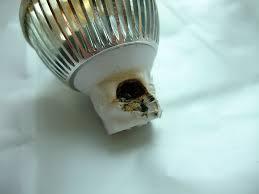 When LEDs pop
