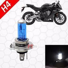 Harley Davidson Light Bulbs by H4 1pc 100w Halogen Headlight Light Bulb 5000k Super White Harley