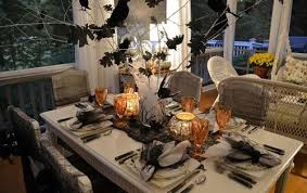 Halloween Dining Room Decorations Best Decoration Ideas For Your