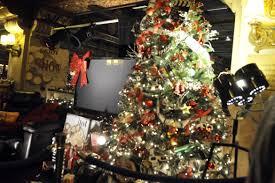 Christmas Tree Elegance 2012