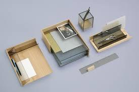 accessoires de bureau design kesito organisateur bureau par daniel garcia et vargas