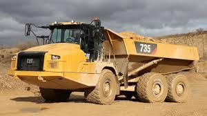 100 Articulated Trucks Caterpillar Cat Caterpillar Refined To Address