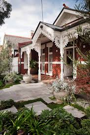 100 Melbourne Victorian Houses Renovated Terrace House W Studio Garden In