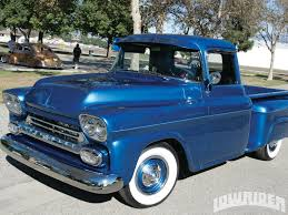 1958 Chevy Truck Parts