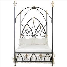 Canopy Bed Queen by Amazon Com Corsican 42908 Gothic Nights Canopy Bed Queen Kitchen