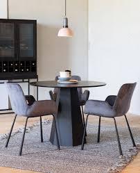 ein runder esstisch für die kleine küche das musst du beachten