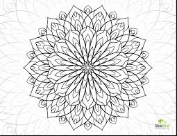 Stunning Adult Coloring Pages Flowers With For Adults And